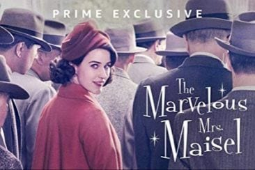 The Marvelous Mrs Maisel poster music