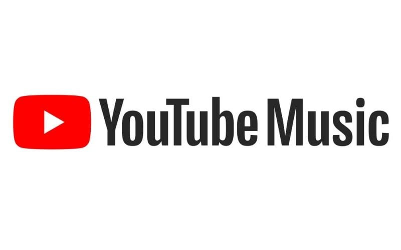 YouTube Music Logo - the best music streaming services