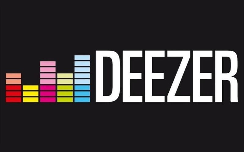 Deezer Logo - Music streaming services review