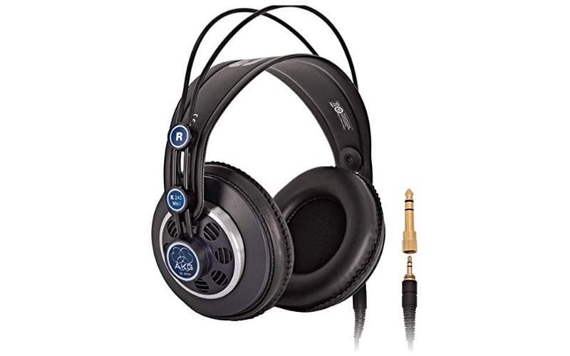 AKG K240 MK II studio headphones