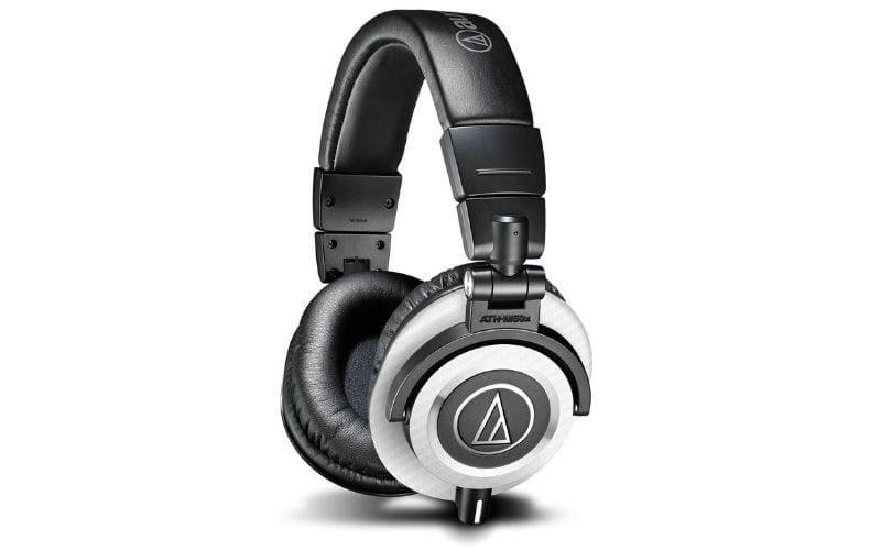 Audio Technica ATH-M50x best headphones for music production