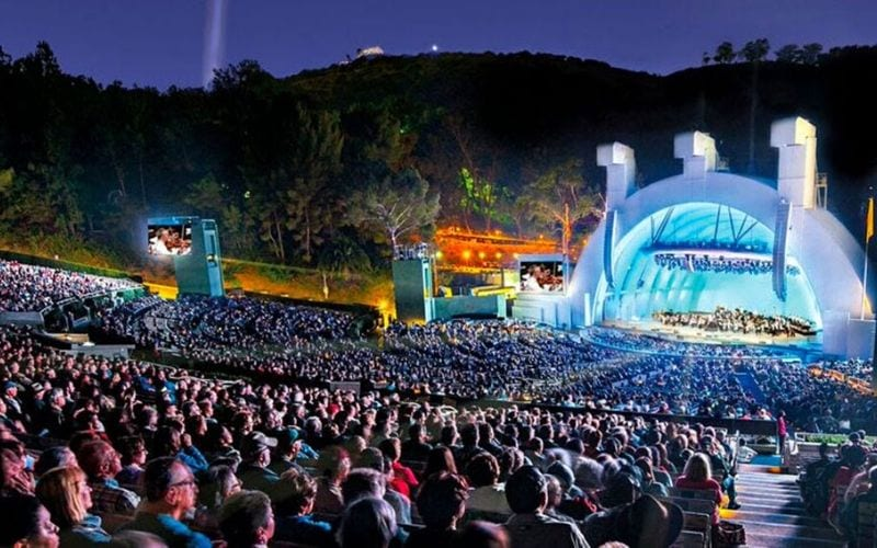 Hollywood Bowl Los Angeles