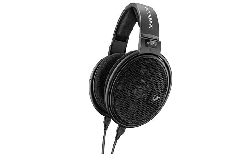 Sennheiser HD 660 Open back studio headphones