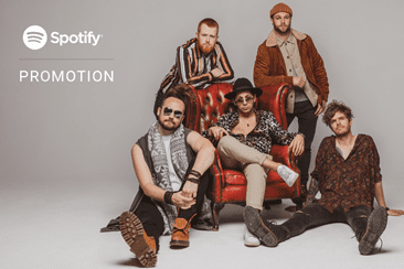 Win a Spotify Promotion worth £1,249