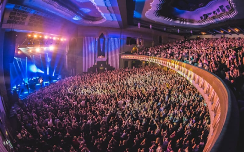 Eventim Apollo in London, UK
