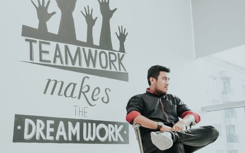 teamwork makes the dream work for a successful independent record label