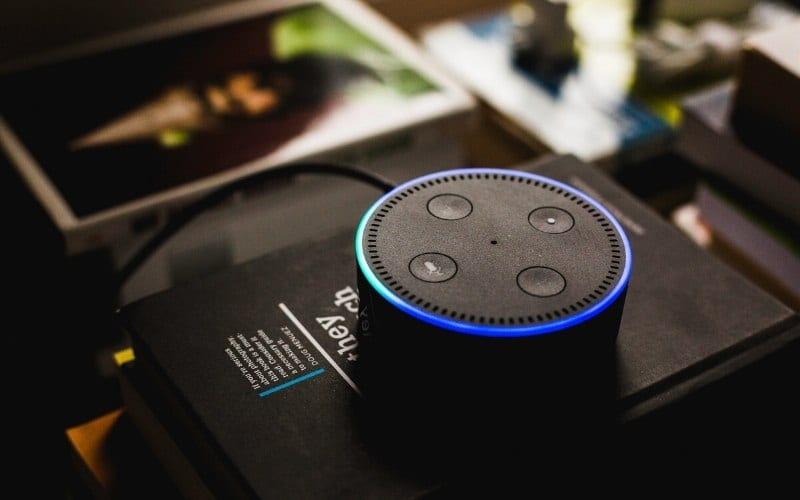 Amazon Echo Dot playing music Music Gateway