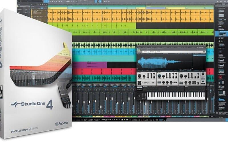 Presonus Studio One Music Production software DAW