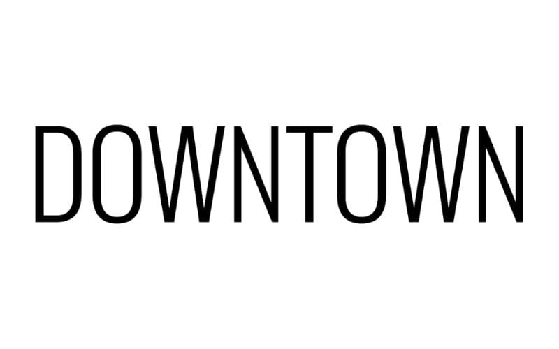 Downtown music publishing logo in Music Gateway's list of music publishing companies