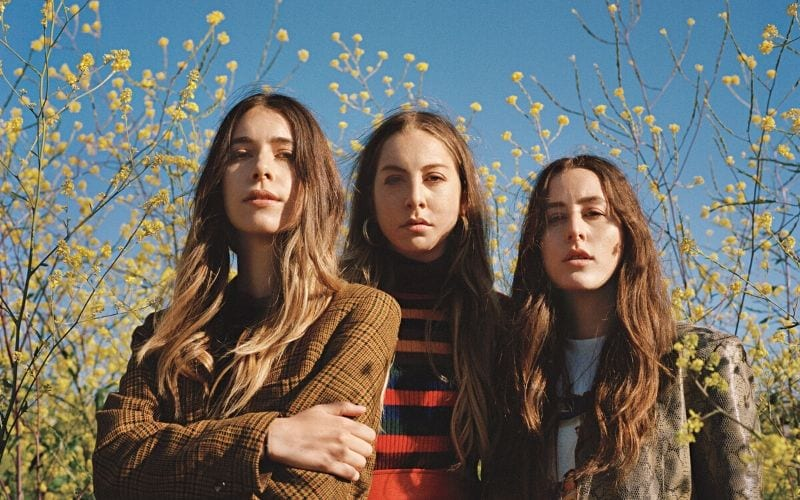 HAIM sisters decide not to release during coronavirus pandemic