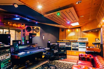 Music Studio: Recording Studios & Music Studios