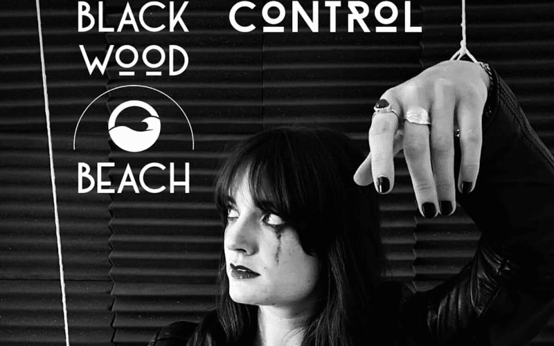 Blackwood Beach 'Control' Artwork
