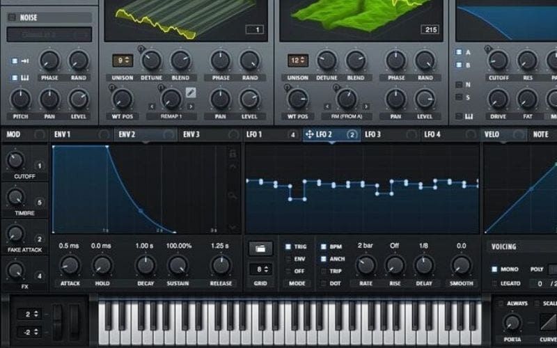 serum vst guide