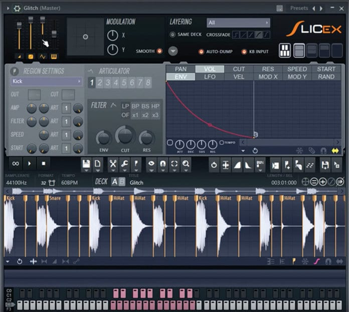 Slicex how to record on fl studio 12 demo