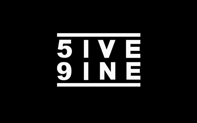 5ive 9ine logo Sway Dasafo collaboration
