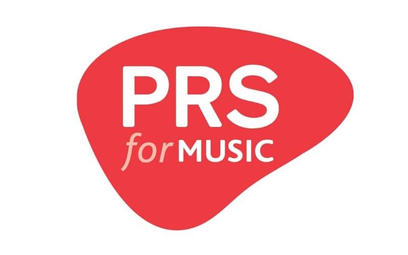 PRS for music logo Music Gateway