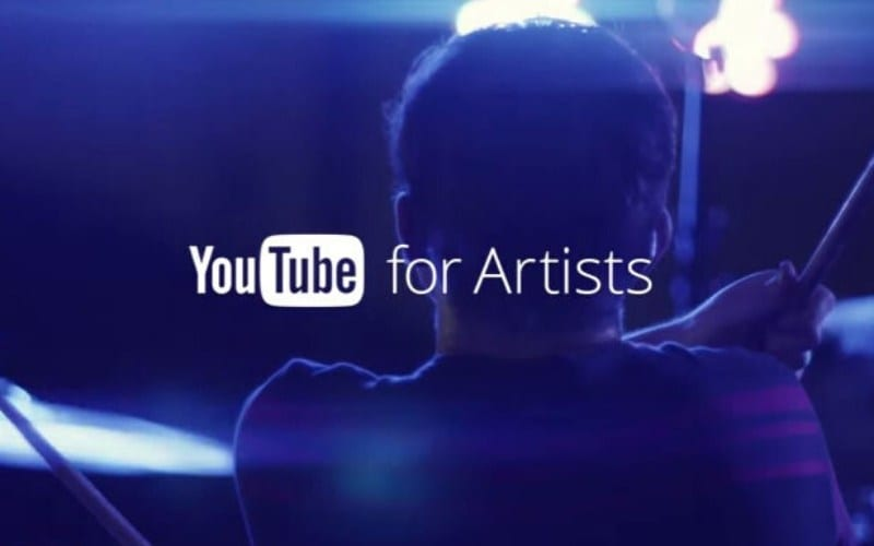 YouTube for Artists
