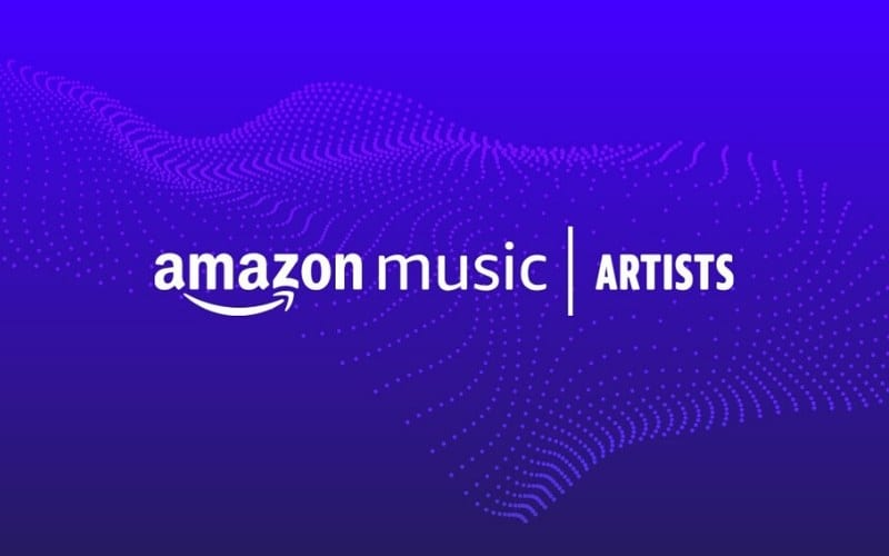 Amazon Music for Artists logo Music Gateway