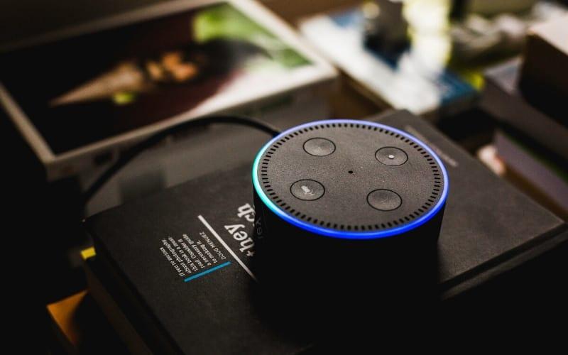 Amazon Alexa dot playing music Music Gateway