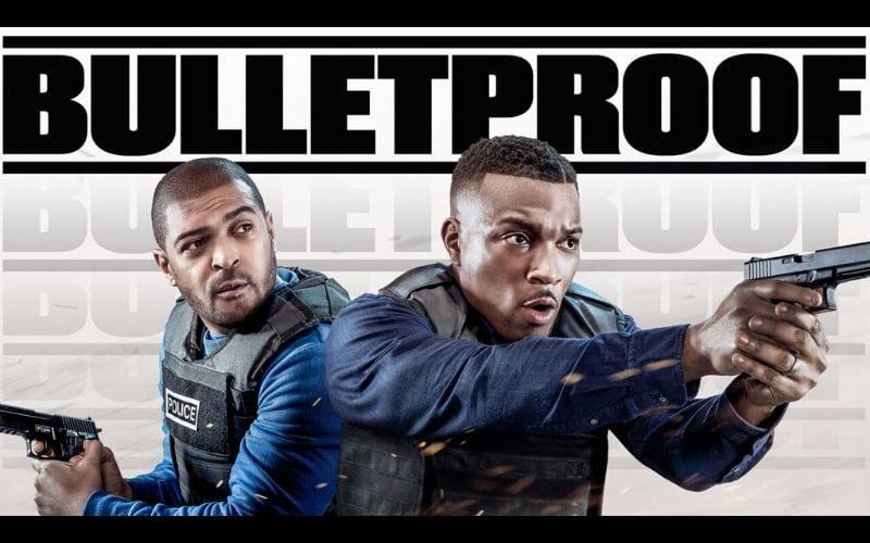 Bulletproof Sky one Netflix show poster