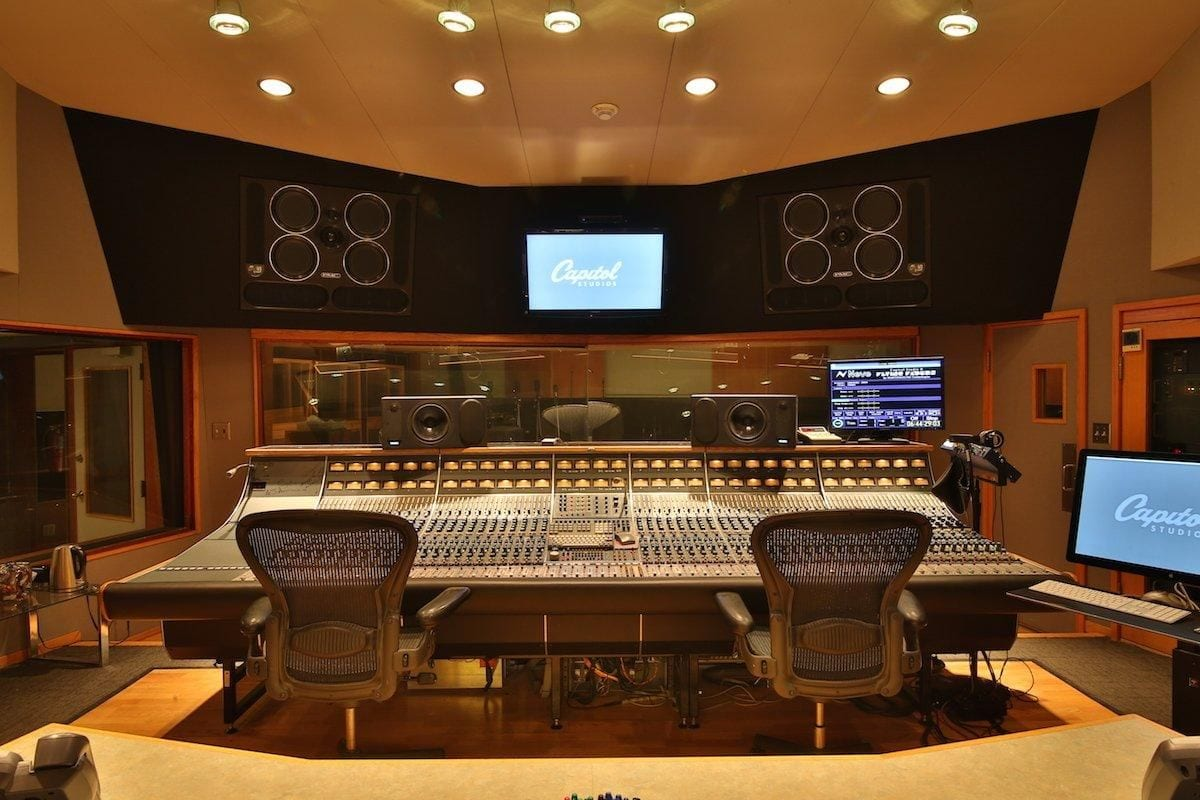 Capitol Records Studios