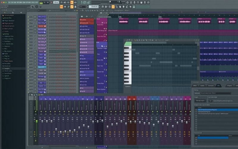 how to record on fl studio 12 demo