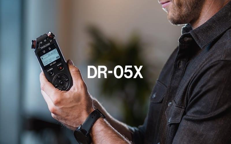 DR-05X