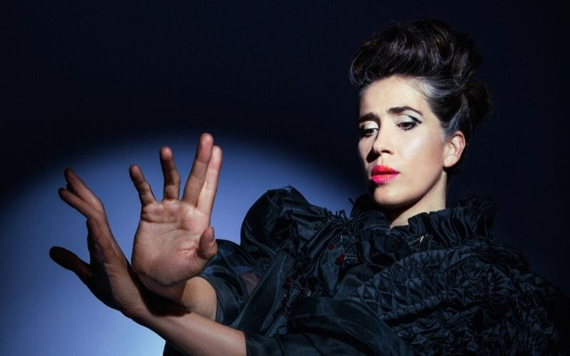 Imogen Heap famous female music producer