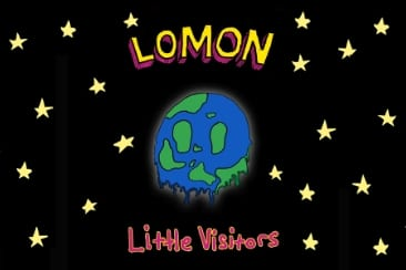 Lomon 'Little Visitors' Artwork