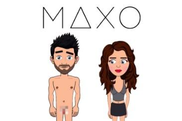 MAXO 'Sex' Artwork