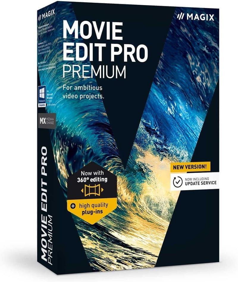 Magix Movie Edit Pro Premi