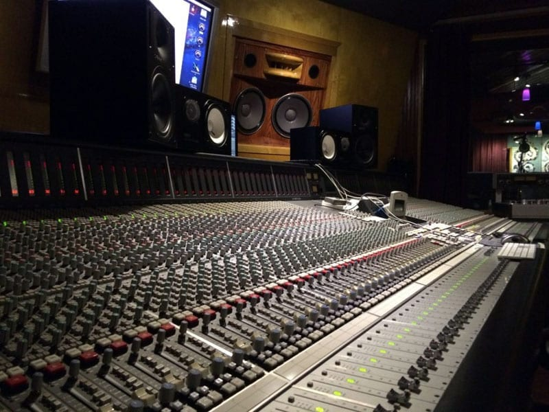Pressure Point Recording Studios Chicago