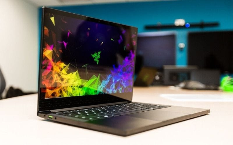 The Razer Blade Stealth 13 is one of the best laptops for music production