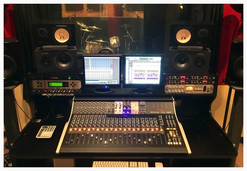 RexTrax Recording Studios