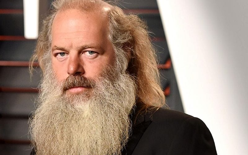 Rick Rubin famous music producer