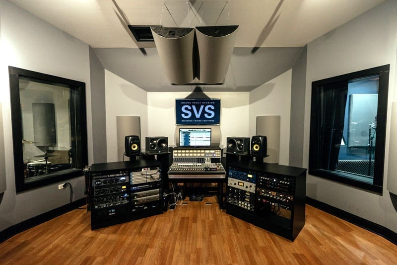 Sound Vault Studios Chicago