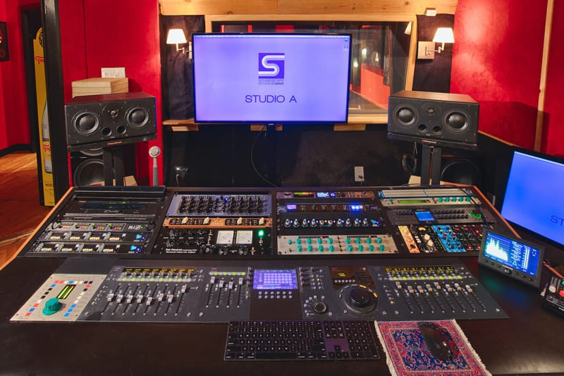 Soundscape studios chicago