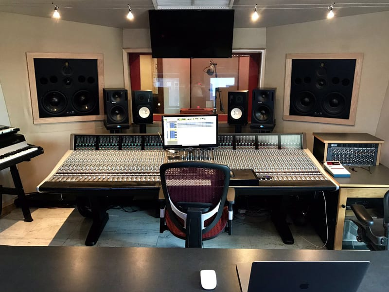 The Cutting Room Studios