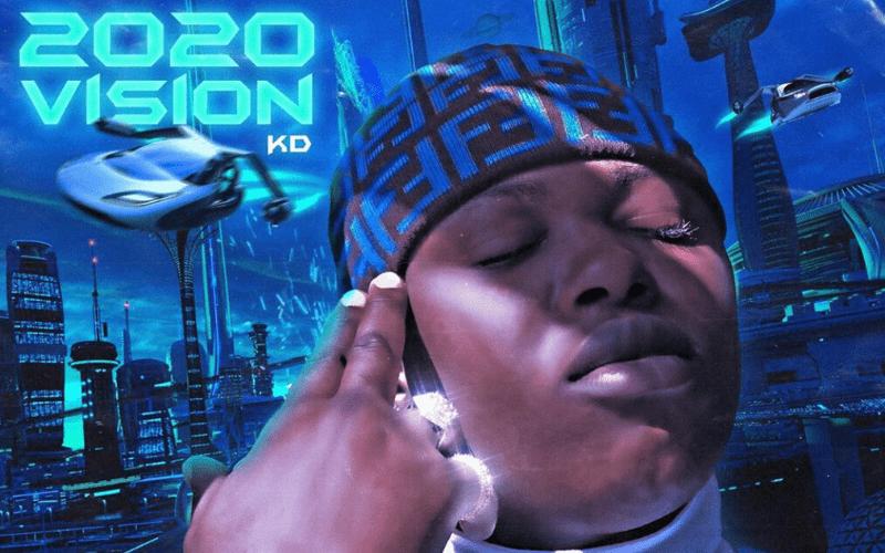 `2020 Vision`single artwork