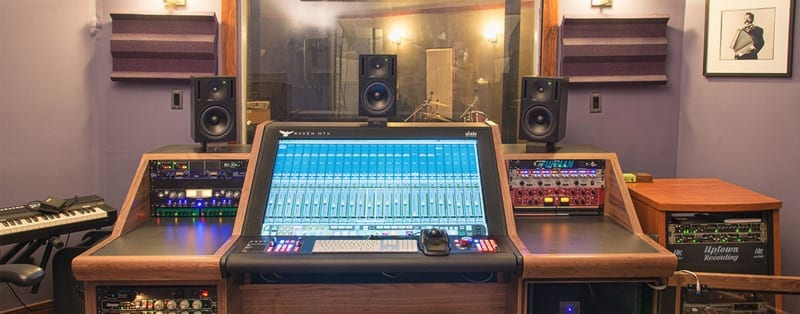 Uptown Recording Studios Chicago