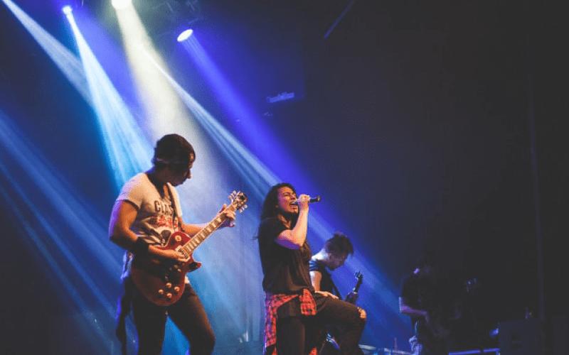band concert image