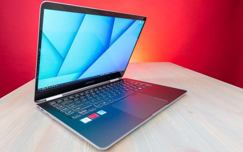 Samsung Notebook 9 is one of the best laptops for music production