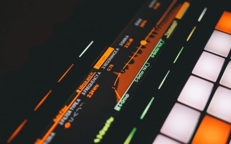 sound board image - The Use of Midi in Music
