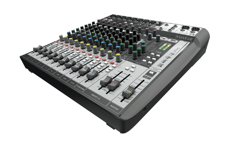 1 Soundcraft Signature 12MTK Multi-track Mixer image
