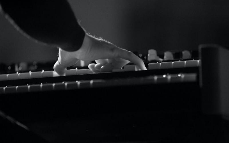 Piano chords harmony