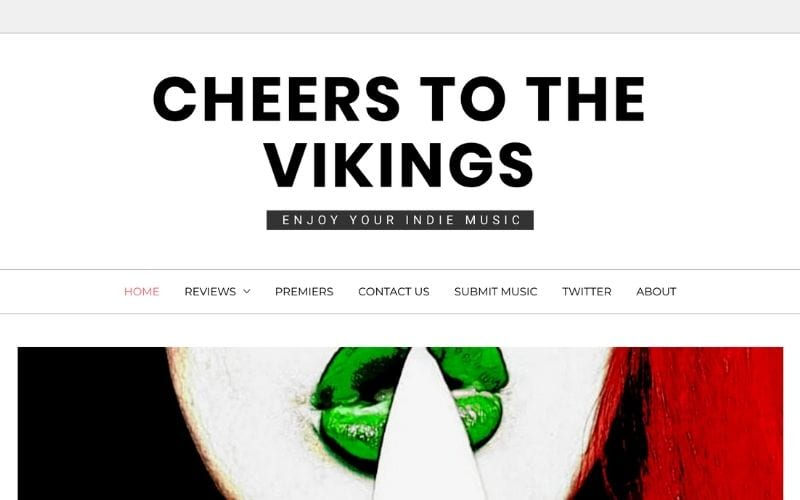 cheers to the vikings