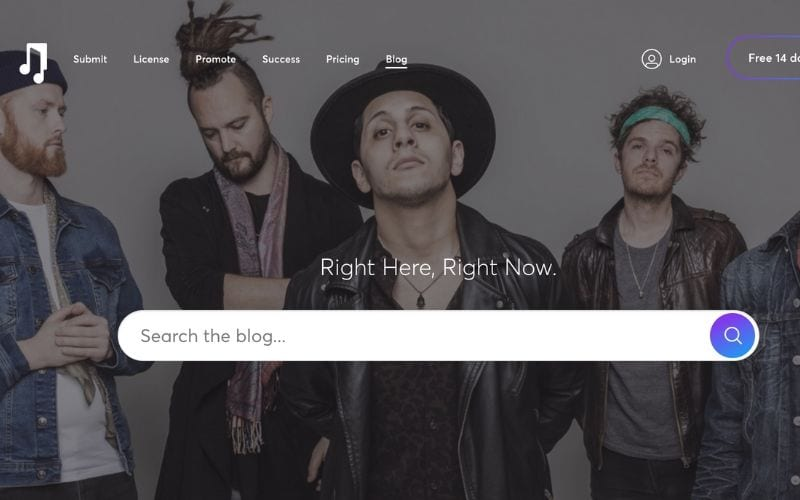 music gateway music blog