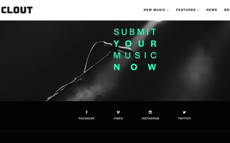 clout music blog