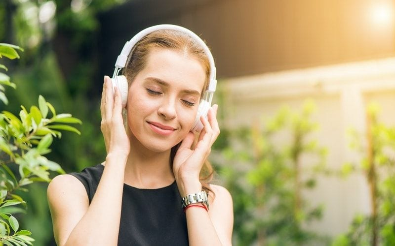 active listening music headphones