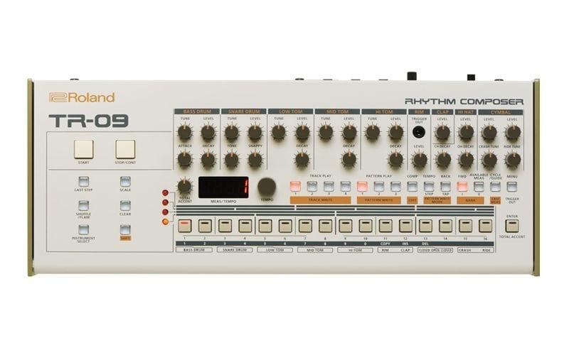 TR-09 drum machine